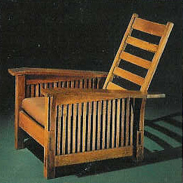 In America, Gustav Stickley Was One Of The Main Promoters Of Arts And  Crafts Style And Ideals. He Was Profoundly Influenced By The Work Of William  Morris ...