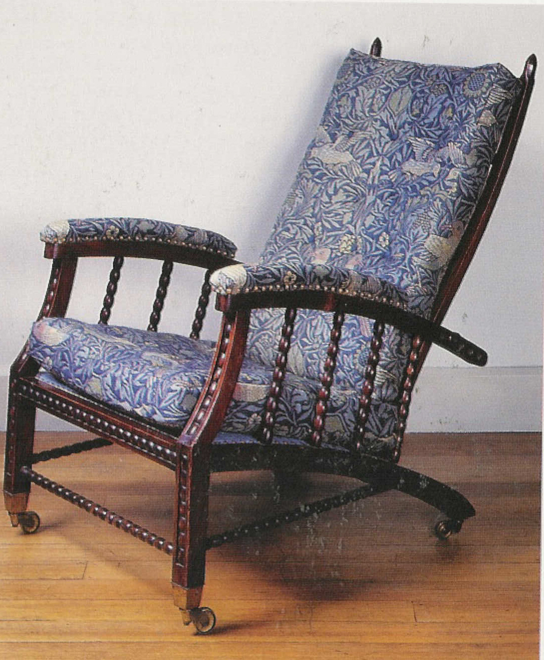 Arts And Crafts Furniture TwoCan Interior Design - William morris chairs